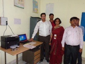 Asset handover to Bhaunti Panchayat