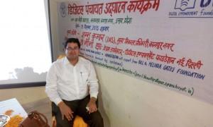 Mr. Shambhoo Ji – CDO Kanpur Closer to banner